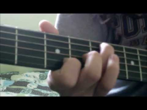 John Mayer- Age Of Worry Tutorial (Chords and Picking) - YouTube