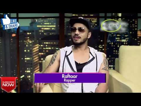 raftaar talking to honey singh fake rapper new 2017