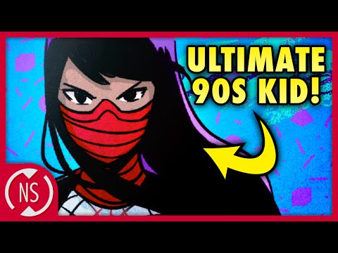 Only True 90s Kids Will Understand This Video! (SILK) || Comic Misconceptions || NerdSync