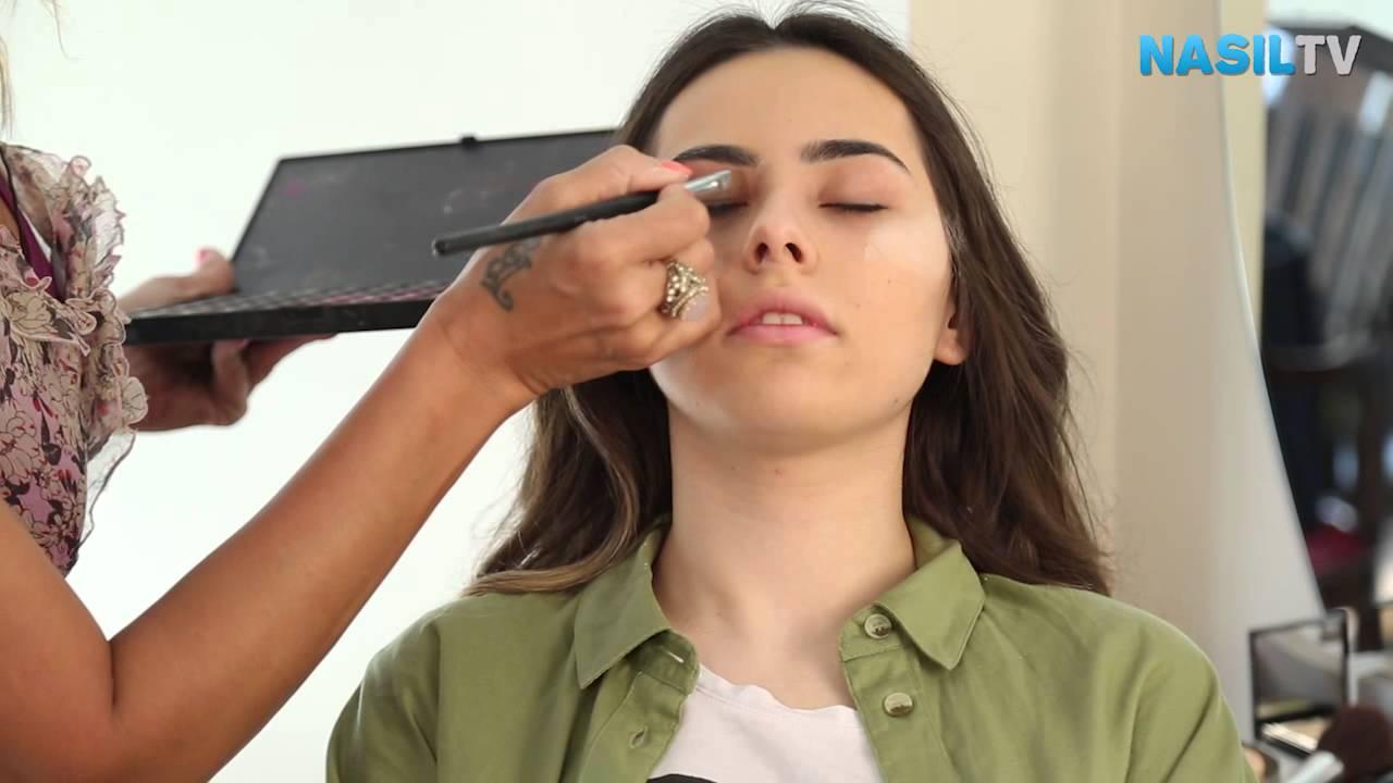 Serenay Sarıkaya makyajı nasıl yapılır?