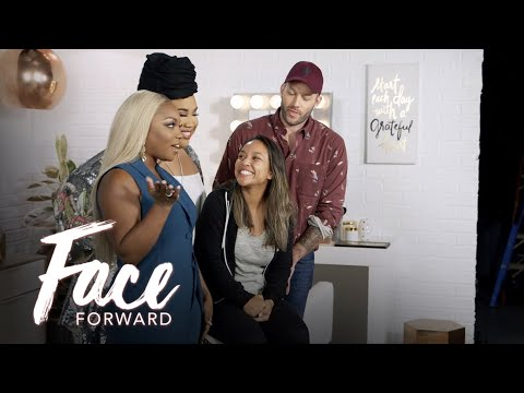 Grace Wants to Ditch Mommy Look & Channel Rihanna | Face Forward | E! News