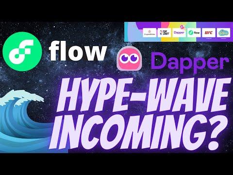 FLOW (Dapper Labs) MOONING SOON!? Best NFT Investment 2021