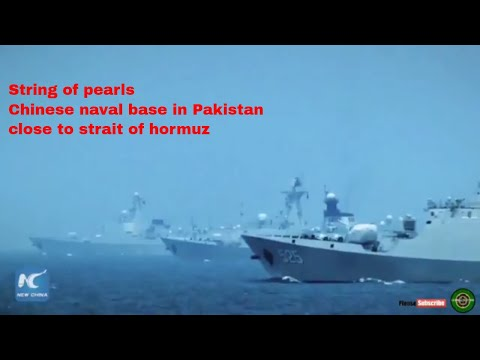 String of pearls: China to establish naval base in Pakistan's strategic peninsula Jiwani
