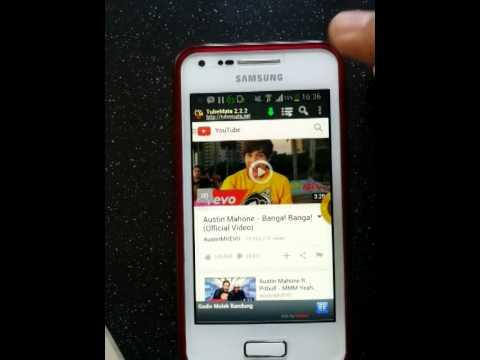 Cara Download Video Melalui Tubemate