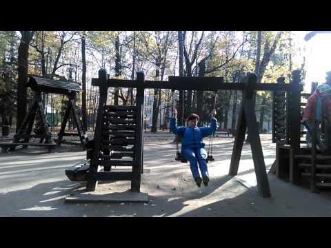 В парке им. Л.Толстого Химки