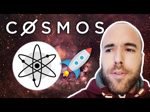 COSMOS (Criptomoneda ATOM) 🌌 El Internet de las BLOCKCHAIN
