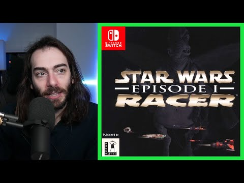 Star Wars Episode 1 Racer Is Coming To The Nintendo Switch