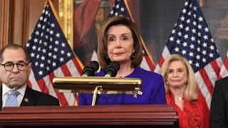 WATCH LIVE: House Democrats unveil articles of impeachment against Trump