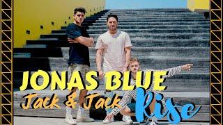 Jonas Blue - Rise ft. Jack & Jack    Traducida al español.