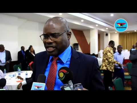 We are not rationing water – Ghana Water Company MD