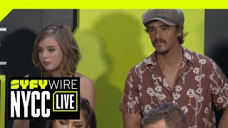 """The Cast Of Titans Break Down """"That Moment"""" 