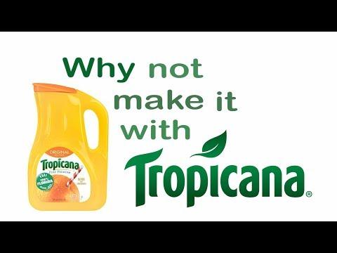 Tropicana Orange Juice Commercial