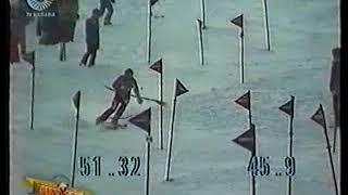 COPPA MONDO 1983 84 CAMPIGLIO SLALOM STENMARK