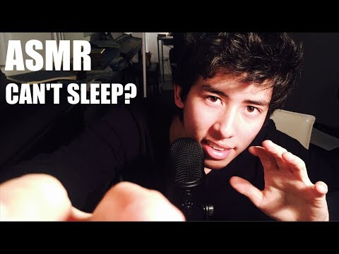 CAN'T SLEEP..? [ASMR] 100% Sound Assortment (Tapping), (Mouth Sounds), (Haircut)