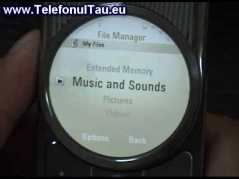 Motorola Aura Hands on - www.TelefonulTau.eu