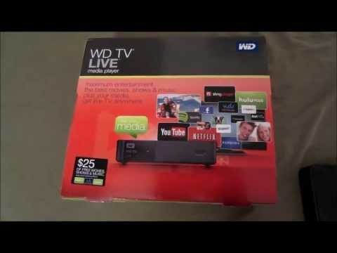 Western Digital (WD) TV Live Streaming Media Player Review