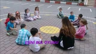 Anasınıfında Oynadığımız Oyunlar| Bengisu Sezer