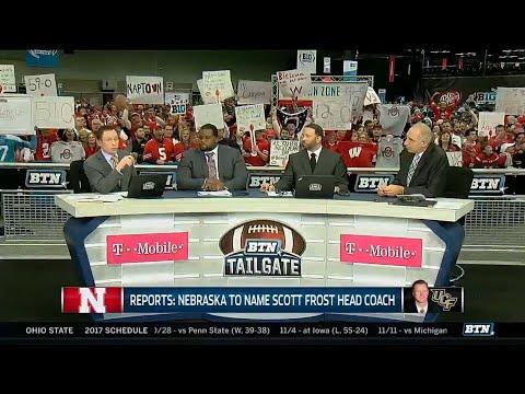 Nebraska To Name Scott Frost Head Coach