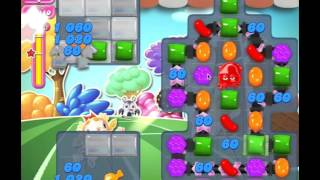 Candy Crush Level 1432 (no boosters; 3 stars)