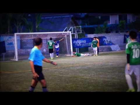 Patong Winner League 2013 (16/08/13) @ Patong Football Club