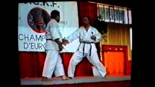 IOGKF European Gasshuku 1992 - Yakusoku Kumite