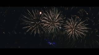 630 лет Бобруйску | Праздничный салют | Аэро