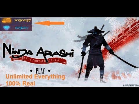 Ninja Arashi Modded Unlimited Everything Youtube