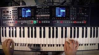 Roland E-A7 - Sounds Demo