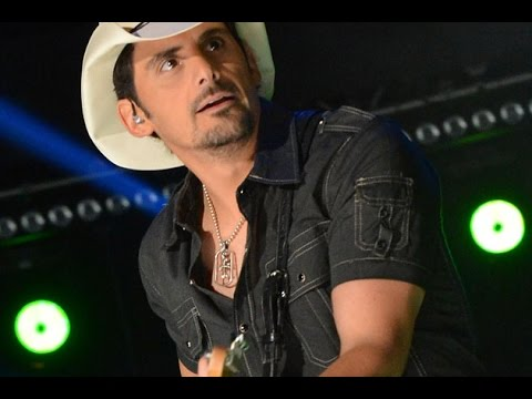 Brad Paisley Catch All The Fish