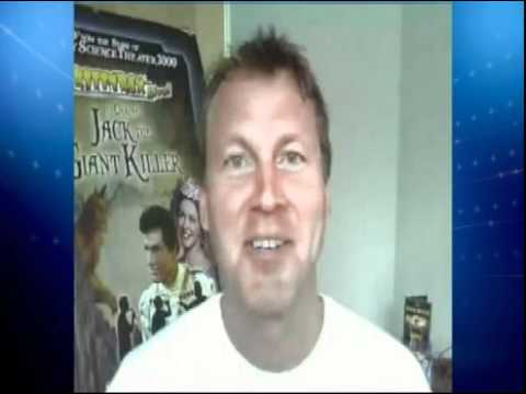 Mike Nelson Interview with Avi the TV Geek -- Part 1