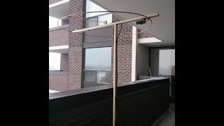 Homemade Loop Antenna -first Modifications And Test-