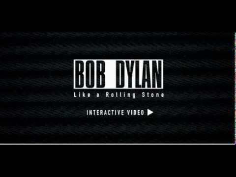 How To Hack & Download Bob Dylan Like A Rolling Stone Interactive Video