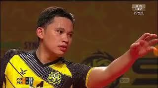 Stl 21/10/17 - Perak Bison Vs Penang Black Panthers Week4