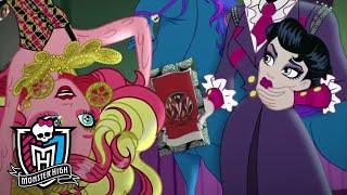 Monster High™ PolskaCyrk de Szyk Akt 2Sezon 6Kreskówki dla dzieci