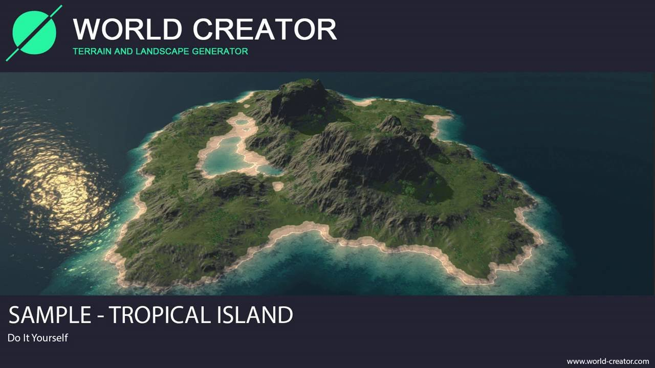 Unity Island Map Download