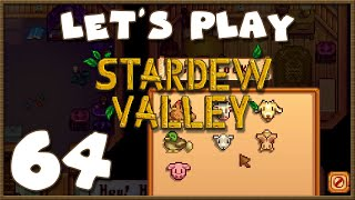Let's Play Stardew Valley Part 64 - An Adorable Bunny Rabbit