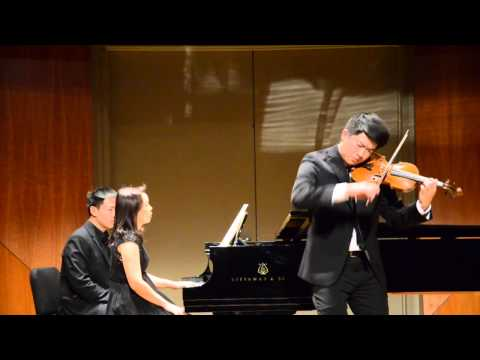 Mendelssohn Violin Concerto 1st movement