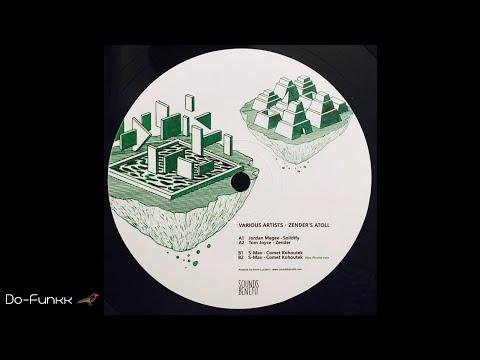 Jordan Magee - Solidify [Sounds Benefit – SND004]