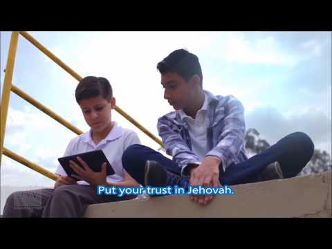 Stop, Think and Pray Lyrics & Karaoke - JW Broadcasting Music Video February 2017
