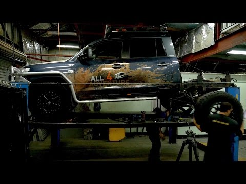 Landcruiser 200 Series Build: Part 1 ► All 4 Adventure TV