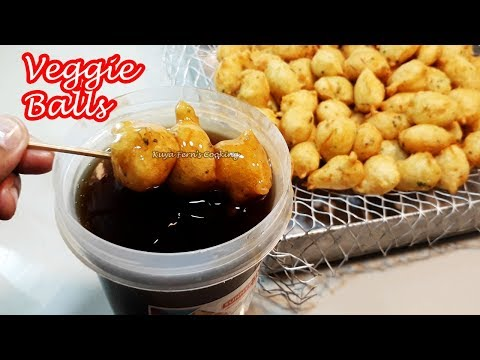 BACK TO SCHOOL BUSINESS IDEA UNDER 100 PESOS | VEGGIE BALLS
