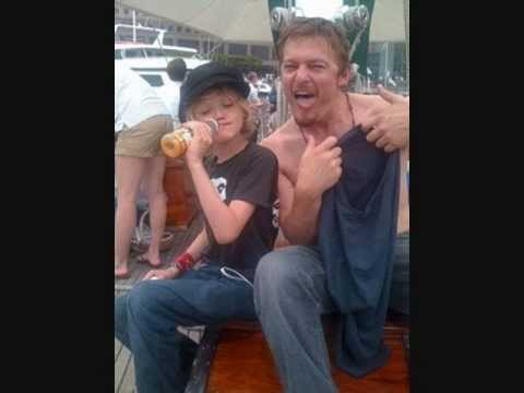 Just The Two Of Us Norman Reedus And Mingus