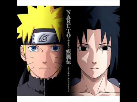Naruto Shippuuden Soundtracks (Man of the world, Loneliness, Nightfall, Despair)