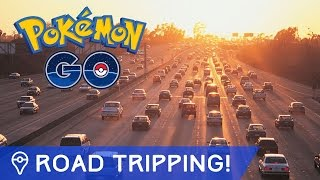 POKÉMON GO ROAD TRIP