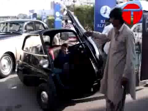 Vintage Cars In Pakistan Youtube
