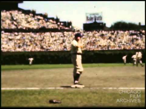 Chicago Cubs Game 1940