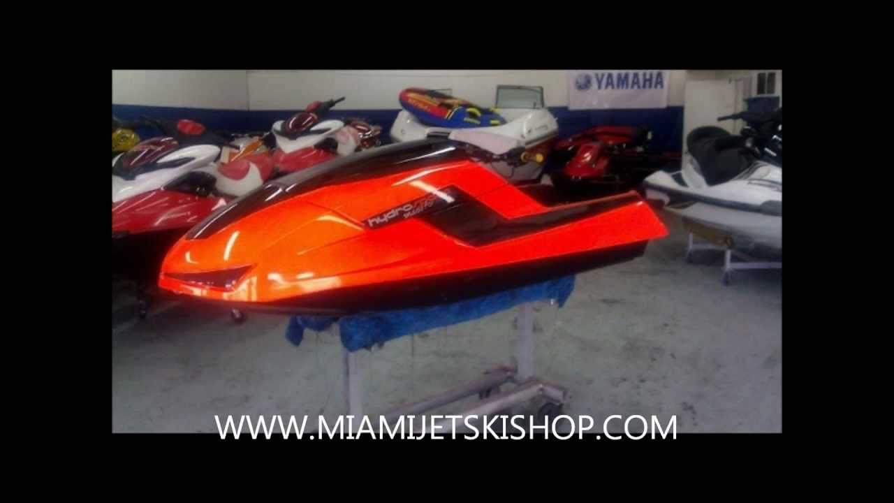 Jet Ski Sales >> 2007 HYDROSPACE JET SKI FOR SALE- MADE FOR RACING - YouTube