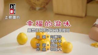 向蕙玲vs陳隨意-幸福的滋味【KTV導唱字幕】1080p