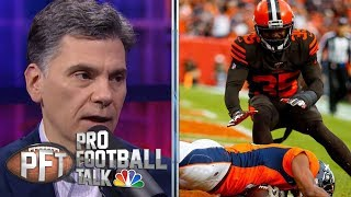 PFT Overtime: NFL players must be more careful on social media | Pro Football Talk | NBC Sports