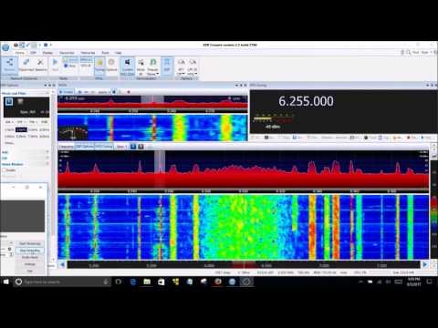 Abu Dhabi Radio (Pirate) on 6255 kHz